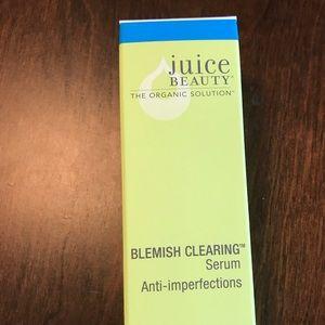 JUICE BEAUTY Blemish Clearing Serum 2 fl oz NWOT